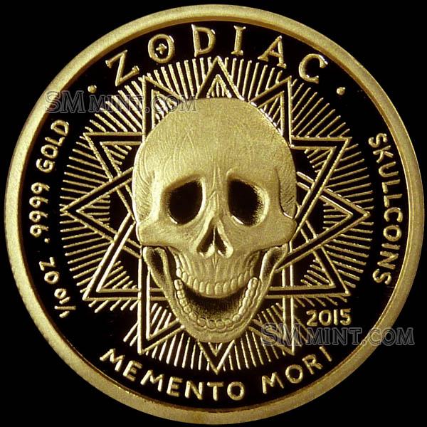 2015 Zodiac Memento Mori